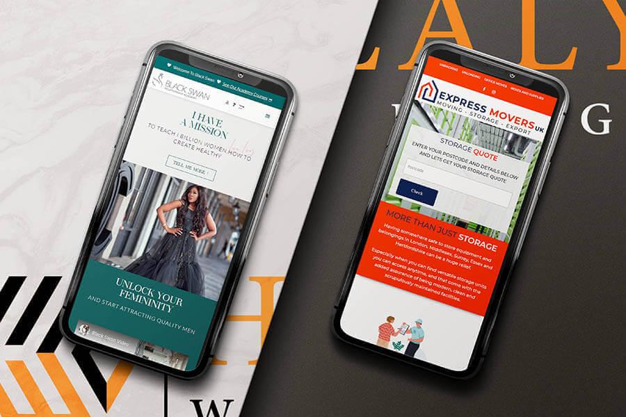 Healy Web Design & Development